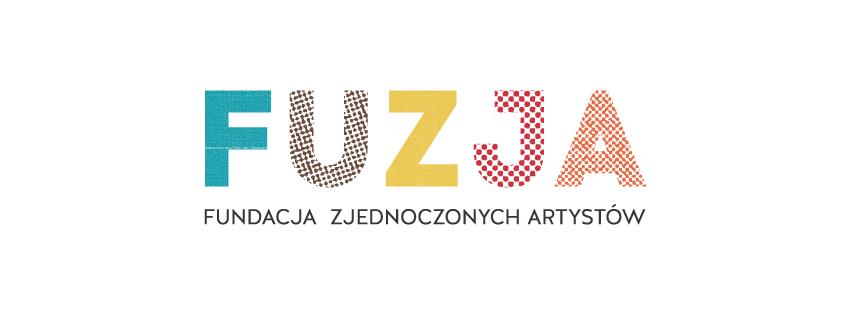 Logo FUZJA - Fundacja Zjednoczonych Artystów
